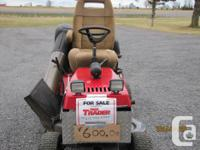 I have a 13 HP 40 inch Murray Lawn Tractor in good for sale  Ontario
