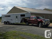 Fantastic trailer, only reason I m selling, my horse
