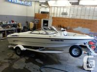 2005 Bayliner 175 the best-selling sterndrive bowrider