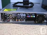 """13"""" AC/DC ELECTROHOME T.V. / DVD PLAYER combo and AC"""
