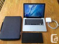 Macbook Pro (In Perfect, Sleek and Very Good