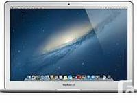 "13"" Macbook Air in great condition. Has 128GB solid"