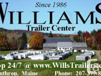 These units are New 2014 With Full Warranty  Williams