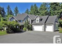 OPEN HOUSE 24179 - 56th Ave. Langley Sunday Sept Sixth