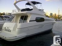 G reat Boat for a Terrific Deal... The 410 Sportbridge