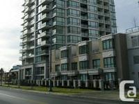 New 700sq 1 bedroom condo in the high rise on the 11th