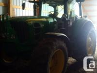 7230 Premium 2011 John Deere 7230 Premium, Row Crop