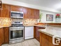 Overview **Like Semi** Gorgeous End-Unit Town Home In