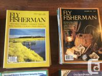 Here's 138 past issues of Fly Fisherman magazine