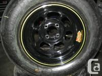have 4 Aero series 31 13x8 steel racing wheels....2