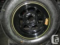 have 4 Aero series 31 13x8 steel racing wheels....2