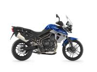 Ready for AdventureWith the Tiger 800 XRx, the