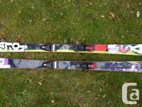 14/15 Faction Silas 182 cm (playful park ski, stable