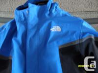 Size large (14/16) boys 3 in 1 North Face Winter
