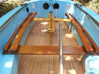 This is one of the more popular sailng dingy classes.