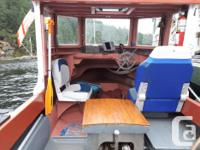 """""""The Putter"""" is a fun little boat and a real"""