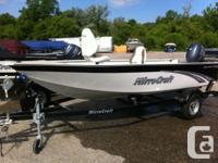 2014 Mirrocraft F1615-O PackageBoat Package Includes