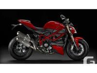 2014 Ducati 848 Streetfighter Control, precision and