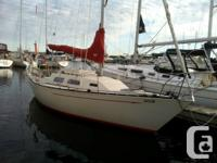 Ideal starter boat with newer instruments and mainsail.