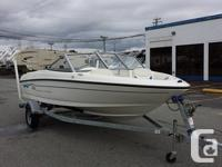 2007 Bayliner 175 with only 19hrs on it !!!. I/O 3.0L