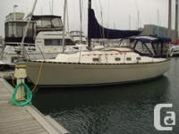 This racer-cruiser has a great interior, very roomy and