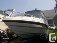 2001 Malibu 2150 Sport Cuddy Great sport boat or