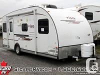 Description: The 2012 Visa 19RDS, by Gulf Stream, is a
