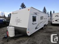 Great Pre-owned Bunkhouse Trailer! This pre-owned