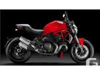 2016 Ducati Monster 1200 Shape and Function The