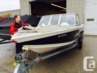 2012 Legend Extreme 16' Fishing Boat in EXCEPTIONAL