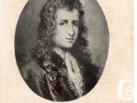 Rene Robert Cavalier Sieur De La Salle Antique