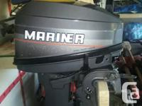 14' aluminum and 9.9 mariner (merc) motors great shape