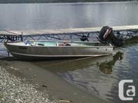 older 14 foot aluminum boat for sale, boat itself i
