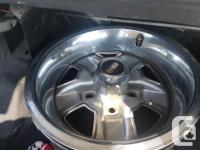 Up for quick sale is a set of 14 inch rally rims off of