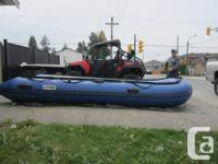 """STRYKER 420 (13' 7"""")  The 14' is the largest in our"""