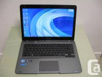 "14"" Toshiba Satellite Ultrabook in box. Great working"