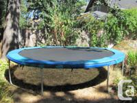 Our kids have outgrown the trampoline and we would like