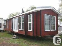 14 X 45FT NORTHLANDER ALL SEASONS MOBILE HOME FOR SALE