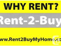 ANNOYED with RENT?  We Assist Hard-Working Winnipeg