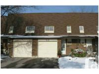 Spacious 3 room townhome with large space, and