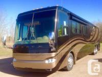 REDUCED! 2004 Newmar Essex, 45' with four slides,