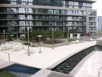Beautiful one bedroom condo(550 sq.ft) with a huge (200