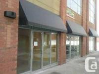 Retail/Commercial Unit For Sale Or Lease. Ideal For