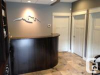 Successfully finished office situated on the major