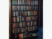 148 DVDS for sale. Reducing collection. Purchased new