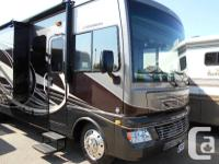 2015 Fleetwood Bounder With the freedom of the open