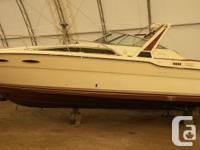 1988 Sea Ray 300 WeekenderA terrific Searay Weeknder in