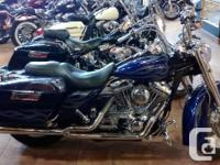2002 FLHRSE Screaming Eagle (CVO) Road KingOnly 2200 of
