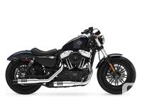 Coming Soon!The redesigned 2016 Forty-Eight motorcycle