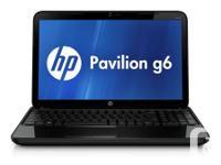 15 15.6 HP Gaming laptop Intel i5 6GB 750GB AMD 7670M